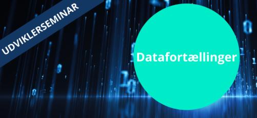 Udviklerseminar: Datafortællinger