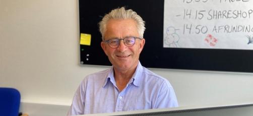 Post-corona: Sommerhilsen fra centerchef Axel Hoppe
