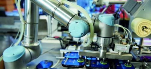 Fleksibelt kursus for faglærere – Grundlæggende robot Universal Robot