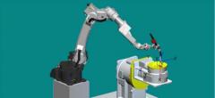Samlet materiale – offline programmering af svejserobotter