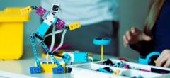 Selvkørende bil (LEGO Spike)