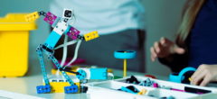 Lagerrobotten (LEGO Spike)