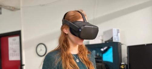 Gense virtuelt erfra-møde om VR