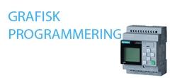 Grafisk programmering video 5 – Etabler forbindelse til PLC