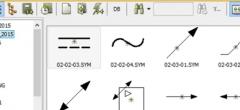 Automatiktekniker; PCSCHEMATIC video 4 – Vejledning til at finde diverse komponenter