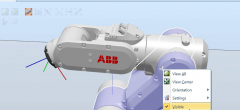 ABB Robot studio video 4 – Navigation i et 3D-miljø