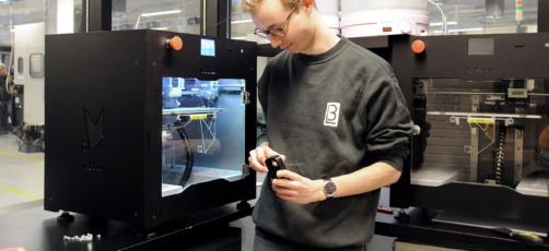Introkursus i 3D-print