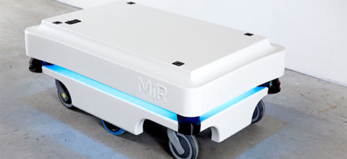 Introkursus i programmering med MiR-robotter