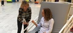 Simulering med ergonomi, velfærdsteknologi og kommunikation, GF2 SSA