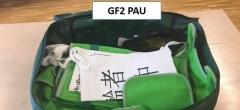 Funktionsnedsættelser med aldringsdragt, GF2 PAU
