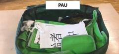 Funktionsnedsættelser med aldringsdragt, PAU