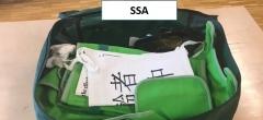 Funktionsnedsættelser med aldringsdragt, SSA