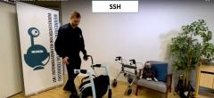 Hjemmeopgave til instruktionsfilm, SSH