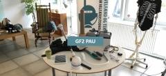 Implementeringsopgave til instruktionsfilm, GF2 PAU