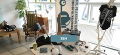 Implementeringsopgave til instruktionsfilm, SSH