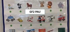 Lav en anmeldelse af interaktiv væg, GF2PAU