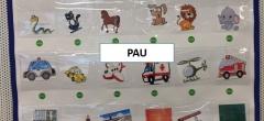 Lav en anmeldelse af Interaktiv Væg, PAU