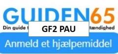 Velfærdsteknologisk Vurdering, GUIDEN65, GF2 PAU