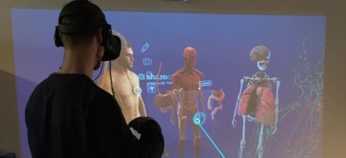 Masterclass om VR som effektfuldt læringsredskab i sundhedssektoren