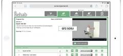 Rehabilitering med DigiRehab, GF2 SOSU