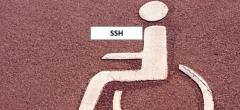 Skab en ungdomsbolig til en ung mand med muskelsvind, SSH