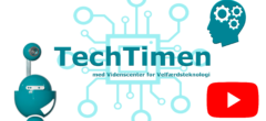 Velfærdsteknologi med TechTimen PAU