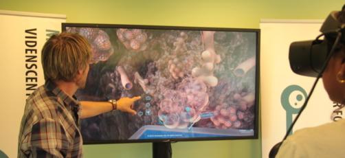 VR & AR-Læring i nye virkeligheder
