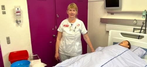 Optagelse af hygiejne videoer på Rigshospitalet