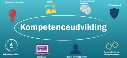 Teknologiforståelse- kompetenceløft