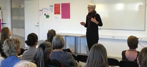 Faglærernetværksmøde den 7. oktober 2021