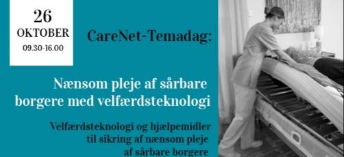 CareNet-Temadag