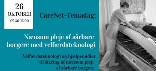 CareNet-Temadag den 26.10