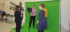 Introduktionskursus til Virtual Reality (VR) og Greenscreen