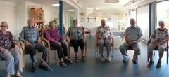 VR film fra bevægelsesaktivitet på plejecenter