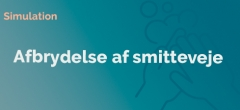 Simulation som metode – GF2 SSH  – Afbrydelse af smitteveje