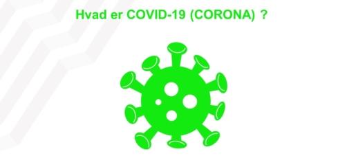 Nyt undervisningsforløb om COVID-19