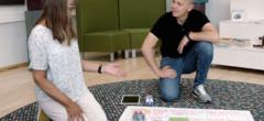 Introduktionsfilm til teknologierne Bluebot og Beebot