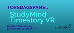 Torsdagspanel –  træning af kognitive og adfærdsmæssige færdigheder via VR