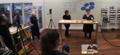 Torsdagspanel – VFVVests pædagogiske og didaktiske vision og MakerSpace