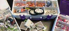 Velfærdsteknologiske løsninger med littleBits og Makedo