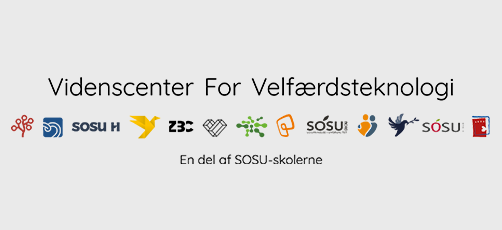 Videnscenter for Velfærdsteknologi får nyt logo