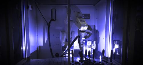 Fælles fagdag om robotsvejsning