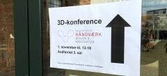 3D-konference: Videoer i støbeskeen