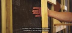 Tømrer GF2: Udvendig beklædning (læringsvideo 7)