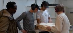 Invitation til bygningssnedkerlærlinge: 1:1 Workshop