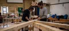 Invitation til tømrerlærlinge: 1:1 Workshop