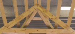Tømrer GF2: Opstilling af spær (læringsvideo 13)