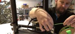 3D-print webinar video #8: Hurtig load og unload af materiale på 3D printeren