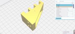 'Infill' – introduktion til 3D slicer program (video 3 af 10)