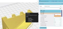 'Material' – introduktion til 3D slicer program (video 4 af 10)